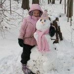 Frosty's baby