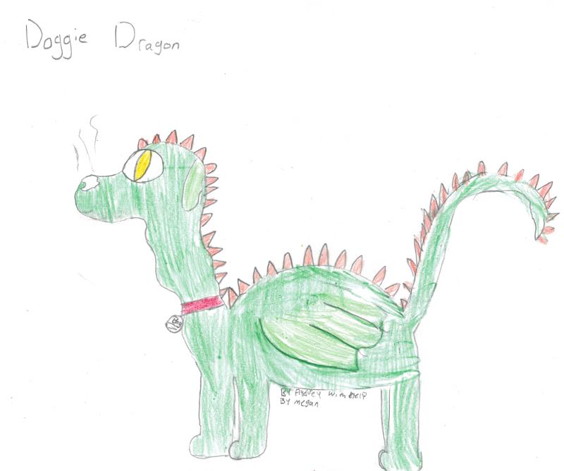 Doggie Dragon 29 Feb 2016
